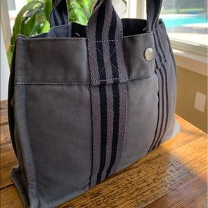 Hermes Hand Bag Tote Fourre PM